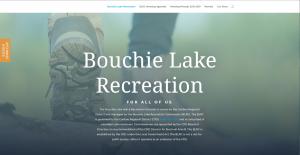 Bouchie Lake Recreation Commission Website